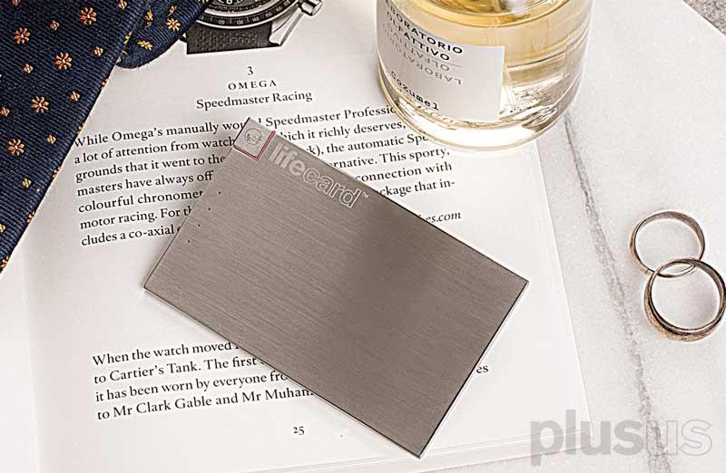 薄型スマホバッテリーのライフカードの画像20