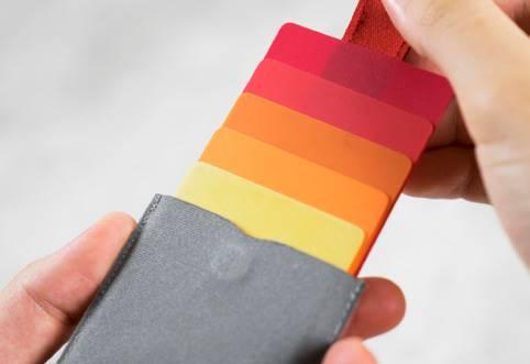 5枚収納カードケースDAX