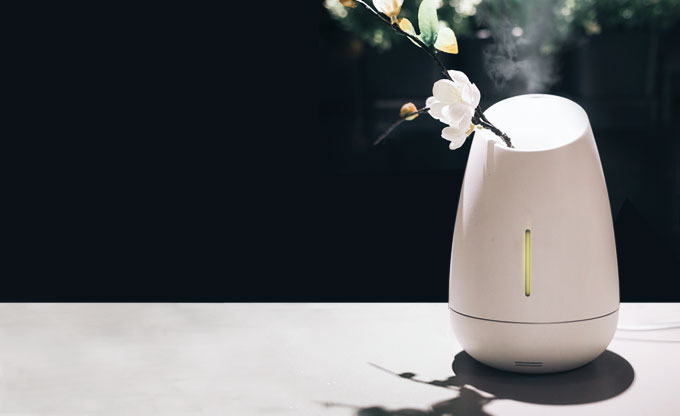 ガジェットの新プロジェクト!有名デザイン賞を受賞した花瓶のようなアロマディフューザー「VASO」 #MIPOW #VASO #ヴァソ #アロマ