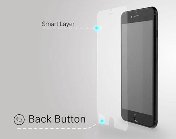 iphone6の全面保護シールの構造