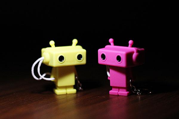 親子で使えるロボット