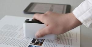 ポータブルスキャナーのpocketscan