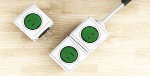 USB付きコンセント電源タップ