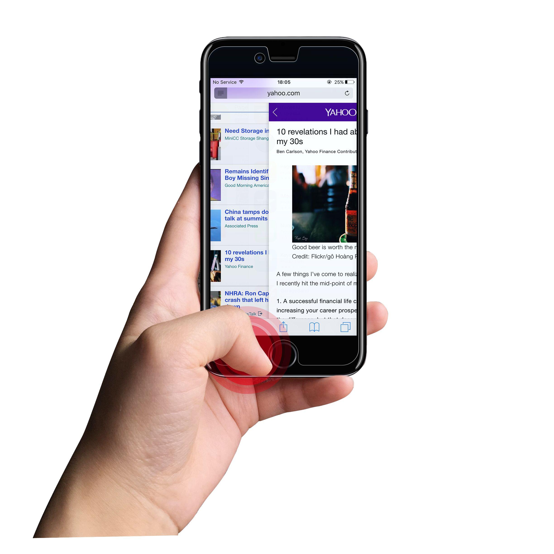iPhoneを便利にする液晶保護フィルムのヘイローバックの画像6