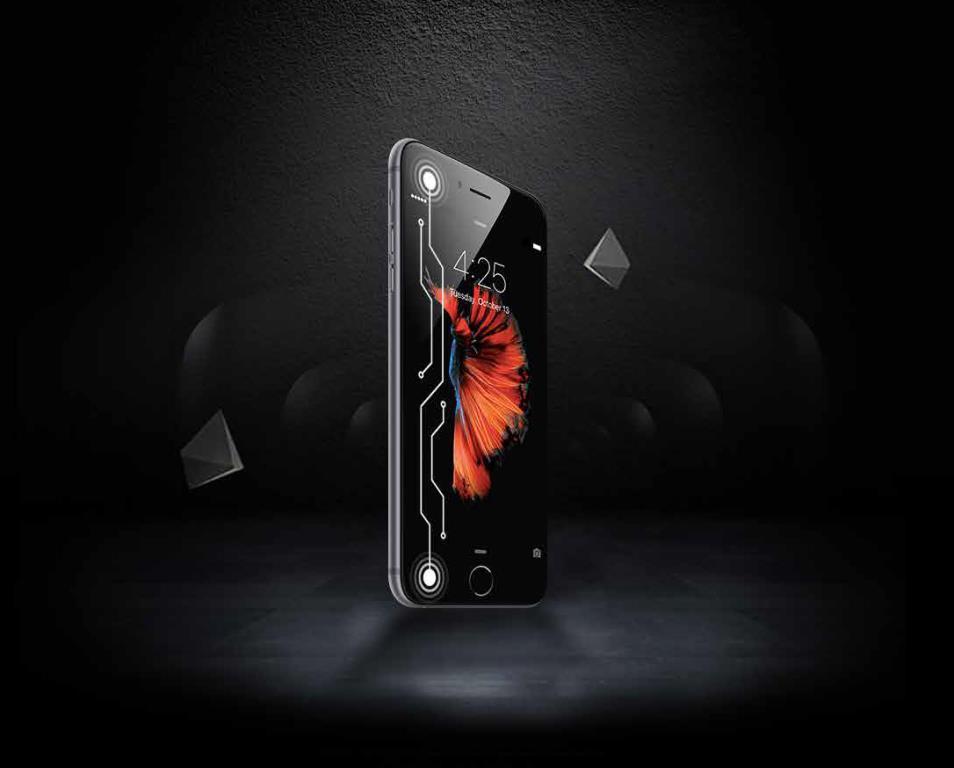 iPhoneを便利にする液晶保護フィルムのヘイローバックの画像10