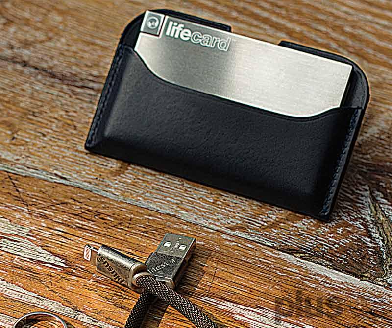 薄型スマホバッテリーのライフカードの画像21